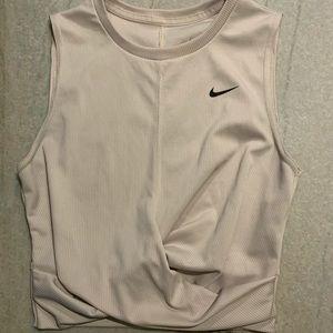Nike crop top blush - small mint